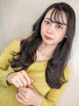 エルバイエル(elle by RiRe)20代30代40代◎大人かわいい韓国シースルーバング