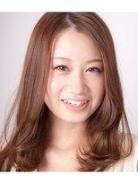 ルッソ(Lusso)☆ワンカール 鎖骨ミディ☆