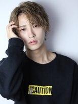 リップス 渋谷(LIPPS)芸能人風濡れ髪ナチュラルセンターパート【ニアマッシュ】