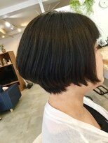オーガニックヘアサロン ツリー(organic hair salon Tree)ショートグラ