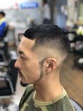 ファクトリーバーバーショップ(FACTORY barber shop)Guilty style