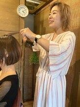 スネイムヘアー(Snaime hair)Owner SUGAYA