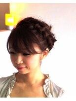 haircarve☆キュートブレードup★