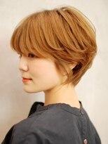 ベック ヘアサロン(BEKKU hair salon)大人女性に人気☆柔らかカールのクールショート