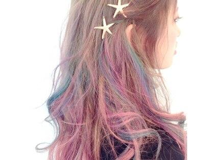 ヘアーサロン ドットトウキョウ カラー(hair salon dot.tokyo color)の写真