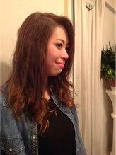 ヘアーアンドメイク カズヨカリーノ(Hair&Make CAZUYO Carino)クール女子