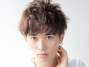 プログレス ふじみ野大井店(PROGRESS)の写真/ワンランク上のStyleを☆今まで以上に魅力的に!自分に似合うヘアスタイルを見つけたいメンズは絶対注目!