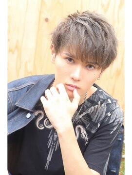 リップス 大宮(LIPPS)秋髪始動 素髪質感×ウォータムマットマッシュ