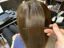 ルイシンデレラ バニラ(LOUISCINDERELLA×Vanilla)の雰囲気(COTAプレミークシステムトリートメントで潤いあふれる美髪に◎)