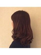 ヘアーアンドメイク ソファー 高森店(hair&make Sofa)ふんわり大人カール