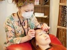 ヘアクリニックサロン アゲート(Hair Clinic Salon Agate)の雰囲気(まつ毛エクステ&ネイルのメニューもあります★(要問合せ))