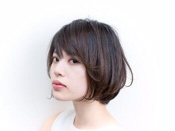 キルン (Hair salon kilun)の写真/【小顔効果】はもちろん、デザイン性と再現性を兼ね備えたショートスタイルに。