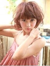 髪質改善と縮毛矯正の専門店 サンティエ(scintiller)【scintiller】愛されふんわりショートボブ