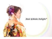 ヘアーアンドメイク ディライト(Hair&Make Delight)
