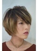 ケンズヘアーテスタ(KEN's HAIR testa)大人ショートボブ