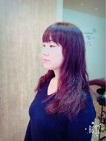 マルベリー ヘアーアンドリラクゼーション(Mul berry Hair&Relaxation)ナチュラルロングパーマ