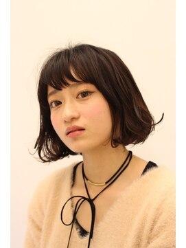 カーヴァ(kava)【kava唐木】 カジュアルボブ