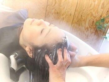 シキ(shiki)の写真/『ほっ』と一息しませんか?お客様1人1人に合わせたオリジナルヘッドスパで、至福の時間をご提案♪