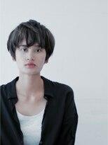コード(KORD)【KORD_TOKYO】Glass Eyes #Aラインボブ#マロンベージュ