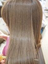 リリーズ ヘア(Lily's Hair)艶髪♪外国人風カラー♪アプリエ☆プラチナベージュ