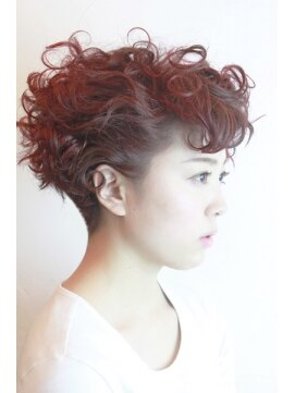 ニコ ヘアメイク(NICO HAIRMAKE) Curly Hair
