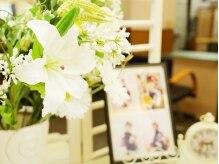 美容室ヤマ(YAMA)の雰囲気(提携の写真スタジオで着付とヘアセットの同時施術ができます◎)