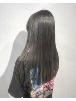 ヘアーアンドメイク ジズー(hair&make zizou)ダークグレージュ