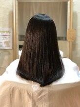 カレン(calen)アルカリフリー(弱酸性)縮毛矯正