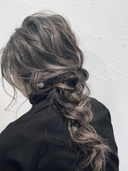 ノアグリュ(noa.grue)の写真/染めてから30日以内と45日以内のご来店の方へカラーのお得なクーポンご用意!!嬉しい前髪カット付♪