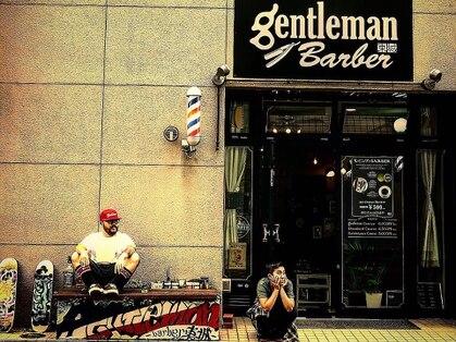 ジェントルマンバーバー(gentleman Barber)の写真