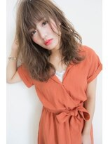 シエン(CIEN by ar hair)CIEN by ar hair『片瀬真吾』シルキーベージュ+ラフカール