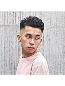 メンズにおすすめのアーミーカットの髪型・やり方・セット方法