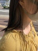 クラシコ ヘアー(CLASSICO hair)イヤリングカラー