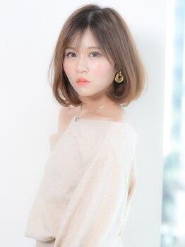 アンダースペル(UNDER SPELL)の写真/髪を日常生活のダメージから守る☆日本人の髪質に特化したAujuaで徹底補修を!誰もが振向く美しい髪へ―。