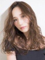 マイ ヘア デザイン(MY hair design)MY hair design シアーグレージュなラフウェーブ 堀研太