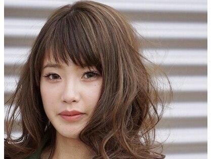 アンブル ヘアデザインアンドヒーリング 喜多町店(Amble hair design&healing)の写真