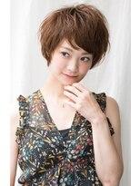 カータヘアルム(karta hair rum)【karta】オトナ女性のかわいい奥行きショート