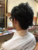 ギミック ヘア ファクトリー(gimmick hair factory)メンズパーマ