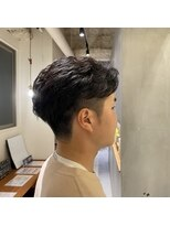 リトグラフ(Lithograph)ビジネスヘア