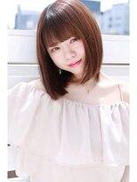 【La fith】 つや髪☆オレンジレッドカラー