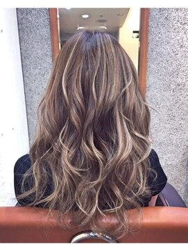 フィックス ヘアー(FIX hair) 外国人風!!3Dハイライトカラー