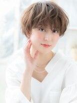 モッズヘア 上尾西口店(mod's hair)ナチュラルマッシュ透け感スモーキーカラーa上尾20代30代40代