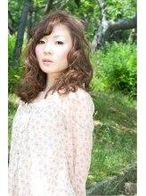 ヘアーデザイン セーヴ(Hair Design Save)乙女チックエアーウエーブ♪