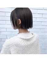 フェン ヘアーアイス(Fen.hair ici)小顔 ミニボブ カット