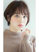 リル ヘアーデザイン(Rire hair design)【Rire-リル銀座-】小顔☆美シルエットショート