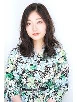 ヘアーメイク リアン 新田辺店(Hair Make REAN)◆REAN 京田辺/新田辺◆しなやかに動く人気のウェーブヘア