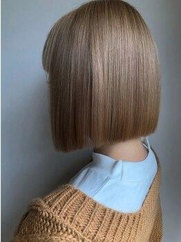 オッジ 西新店(Oggi)の写真/人気殺到!!【髪質改善トリートメント・カット+モイスチャーTR¥12960】美髪を取り戻し芯から輝く髪へー*