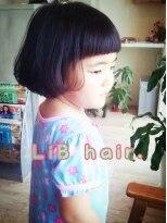 リブヘアー ドット(LiB hair.)可愛いボブ