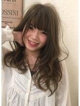 モネモネ(mone*mone)『Hair mone mone』☆ヘルシーロングスタイル