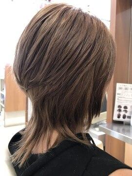 ウルフカット L036192424 トレボー 永山店のヘアカタログ